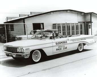 1960 Oldsmobile Ninety-Eight Pace Car