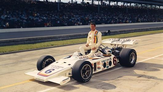 Bobby Unser, #6, Olsonite Eagle, Eagle, Offy