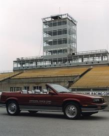 1985 Indianapolis 500 Pace Car, Oldsmobile Calais 500