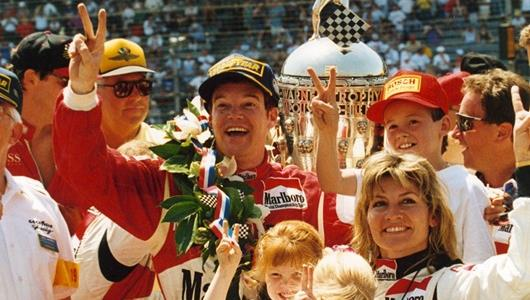1994 indianapolis 500 winner,al unser jr.