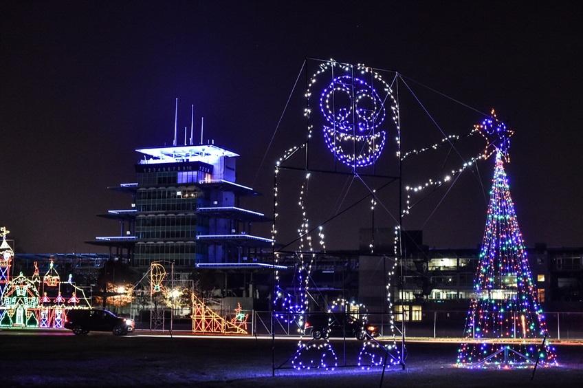 2016 Lights at the Brickyard Snapshot