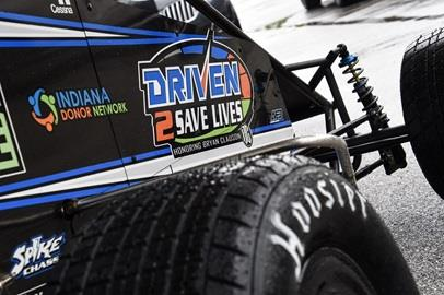 New partnership with IMS and the Indiana Donor Network that promotes the Driven2SaveLives campaign