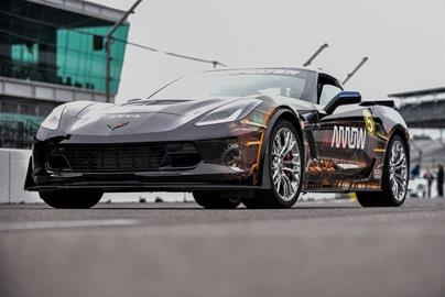 Sam Schmidt's semi-autonomous car