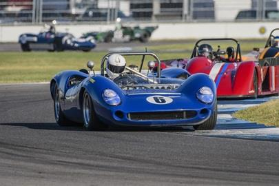 2017 SVRA Brickyard Vintage Racing Invitational