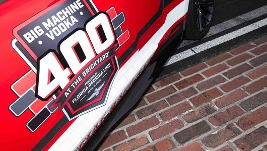 Richard Childress To Drive Camaro ZL1 Pace Car at 2019 Big Machine Vodka 400 at the Brickyard