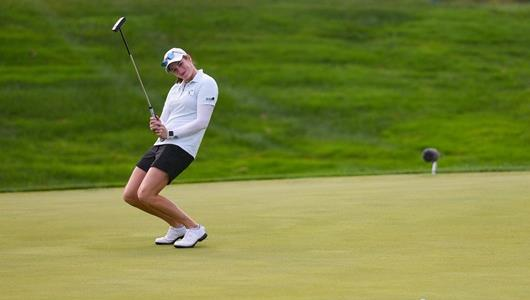 LPGA Action on Day Three of the Indy Women In Tech Championship