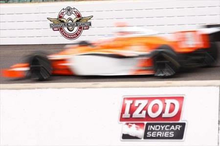 2010 Indianapolis 500 Qualifying Procedure