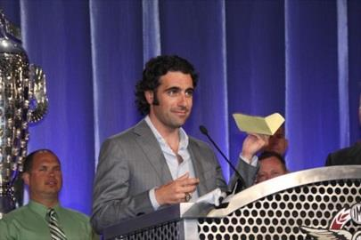 Franchitti Earns $2.75 Million For Win; De Silvestro Chase Rookie Of The Year