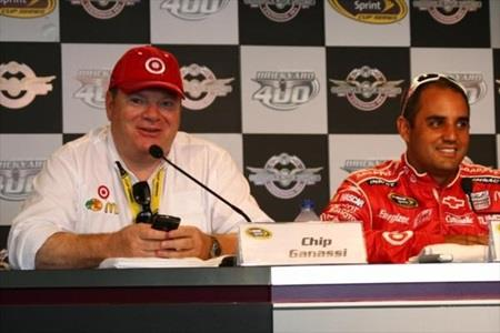A Conversation With ... Juan Pablo Montoya & Chip Ganassi