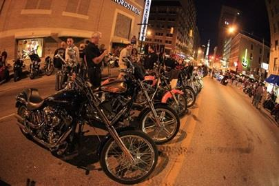 Motorcycles On Meridian Grows; Yamaha Stars To Chat With Fans