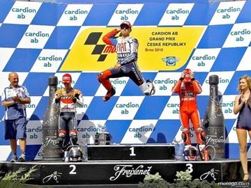 Dominant Lorenzo Rolls Into Indy After Czech Victory