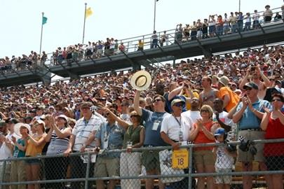 Many Fun Activities, Great Deals At IMS Fan Appreciation Day Sept. 25