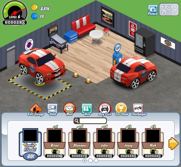 Ims Cars Featured In Facebook Car Town