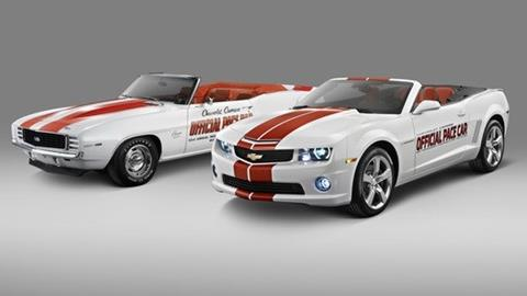 Winning Bidder Will Drive 2011 Indy 500 Pace Car On Parade Lap