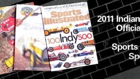 Indy 500 Official Program-Sports Illustrated Bundle On Sale Now Nationwide