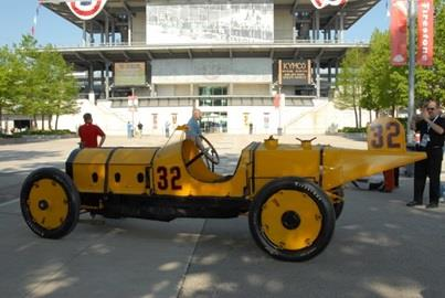 Marmon 'Wasp' To Drive On IMS Oval During Two Special Parade Laps On Race Day