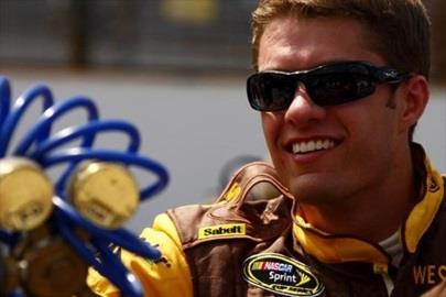 Ragan Puts Roush Fenway On First Pole At Brickyard