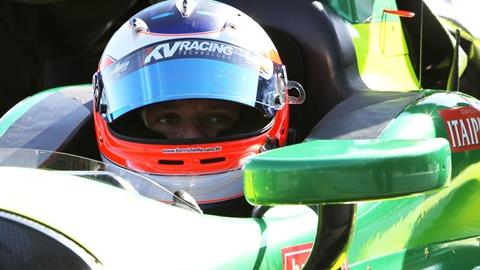Barrichello Looking Forward To Indy Debut