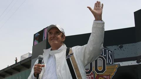 Nabors Will Sing 'Indiana' Despite Missing 2012 Indianapolis 500