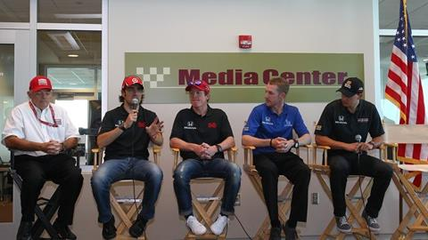 A Conversation with Chip Ganassi Racing