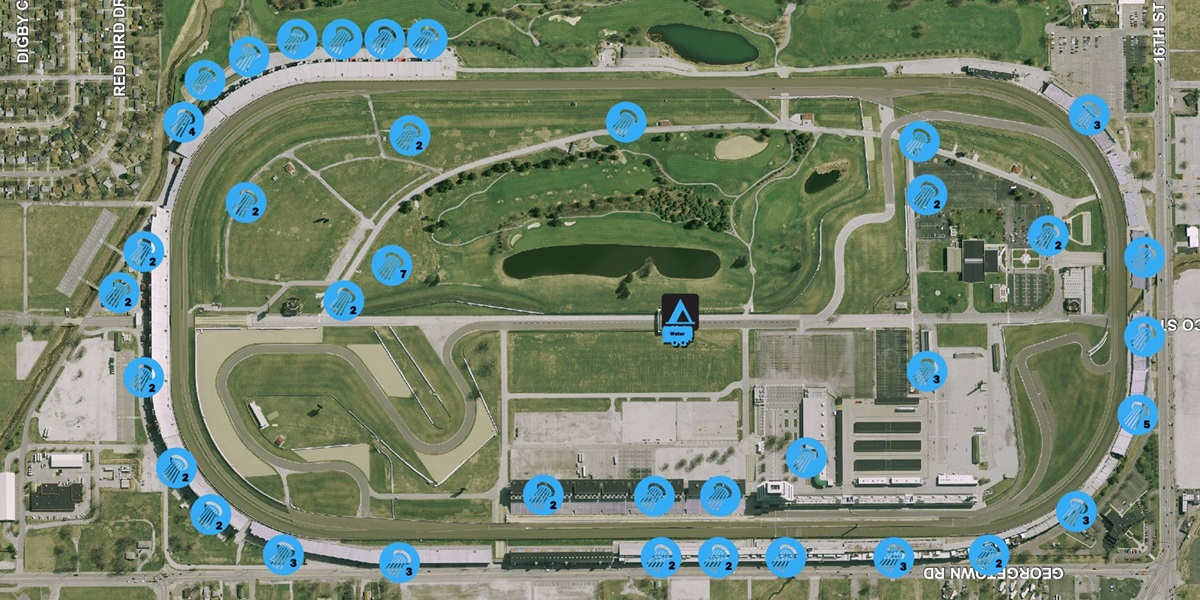 Indianapolis motor speedway for National motor club phone number
