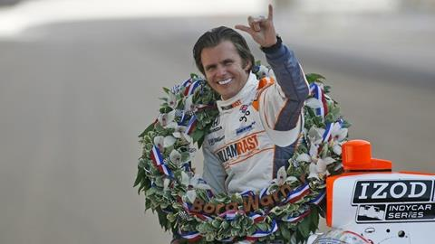 Good memories of Wheldon carry Herta through month of May