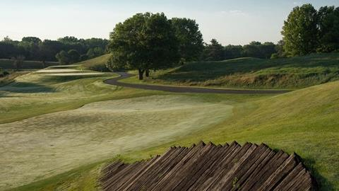 Brickyard Crossing Hosts $150,000 Pro Golf Tourney This Week