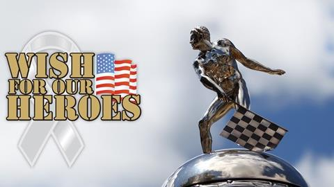 Fans Can Thank U.S. Troops With Tickets To Indianapolis 500