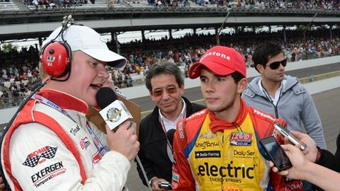 97th Indianapolis 500 Race day Quotes