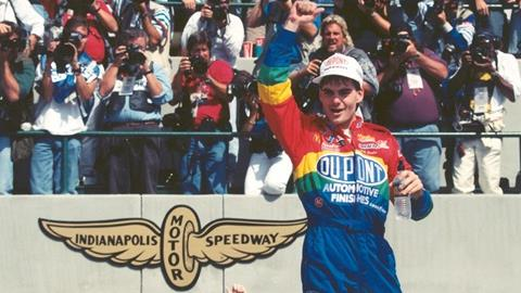 Countdown To The 20th Running: The 1994 Brickyard 400