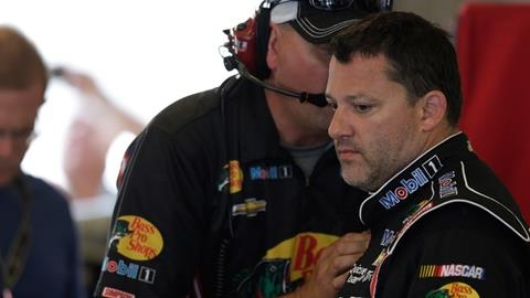 Stewart-Hass' Chase Focus Shifts To Newman After Stewart's Bad Break