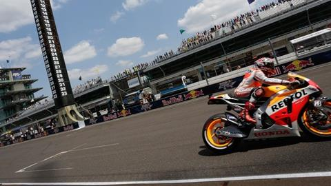 Marquez Completes Perfect Weekend With Victory