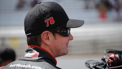 Kurt Busch heads to Stewart-Haas. How will that affect his chance to make the Chase?