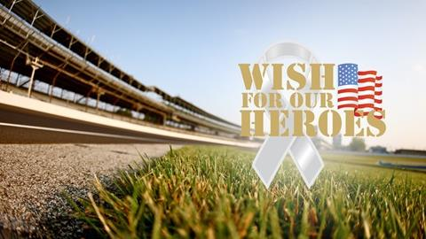 Fans Can Help Send U.S. Troops To IMS Events In 2014
