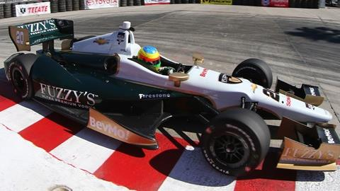 Conway Wins 40th Toyota Grand Prix of Long Beach
