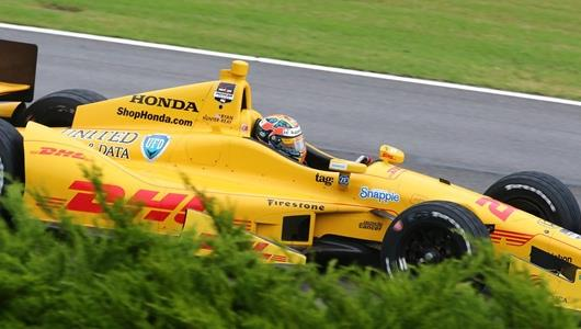 Hunter-Reay Wins Again At Barber