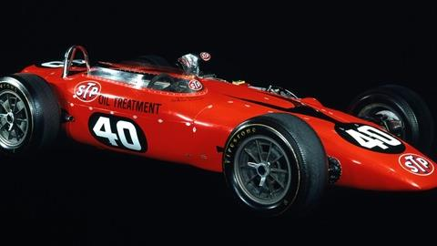 IMS Museum Welcomes Back Turbine Power