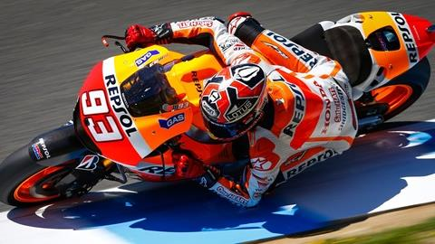 Marquez Remains Perfect With Stunning Fourth Win