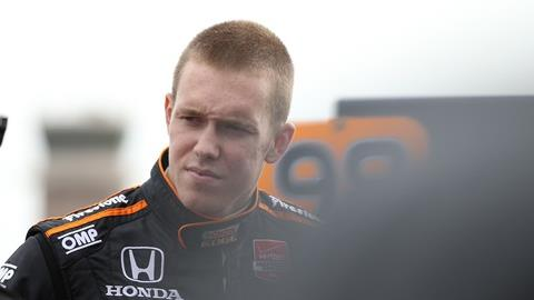 Indy 500 Rookie Report: Jack Hawksworth