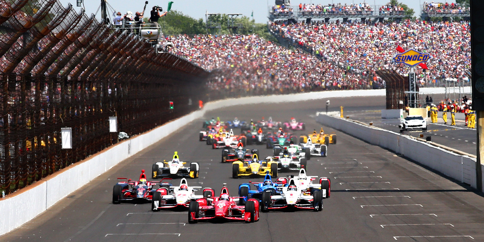 103rd Running of the Indy 500 Race Day Tickets