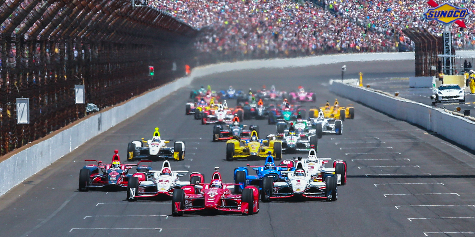 As we get ready to celebrate the th running of the Indianapolis this year, the Indianapolis Motor Speedway is sharing some fun facts about the track itself.