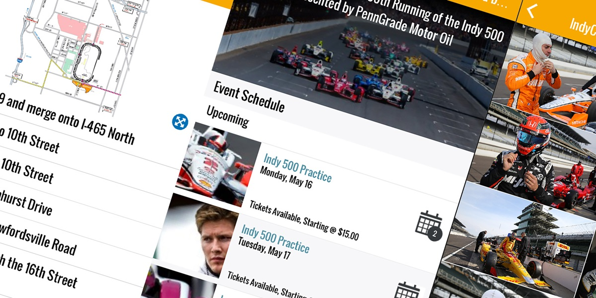 Ims Releases New And Improved Race Day Mobile