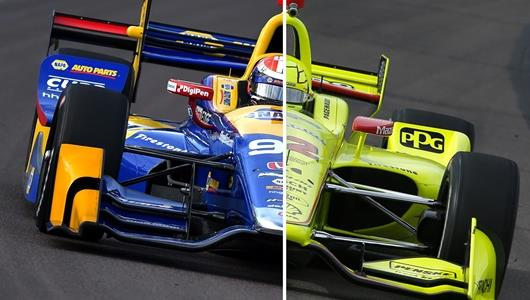2018 Indy Car Comparison