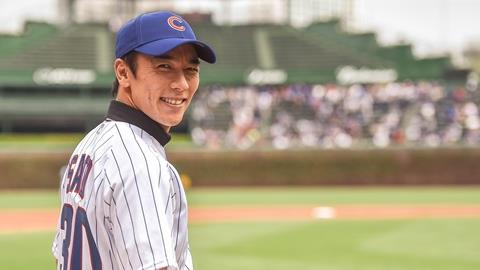 Takuma Sato, Chicago Cubs
