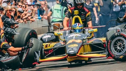 Indy 500 Pit Stop Challenge