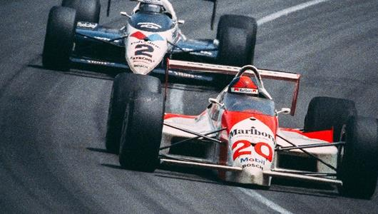 Emerson Fittipaldi, Al Unser Jr.
