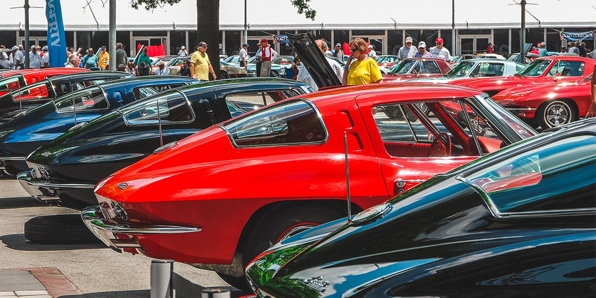 Indianapolis Motor Speedway - Car show in indianapolis this weekend