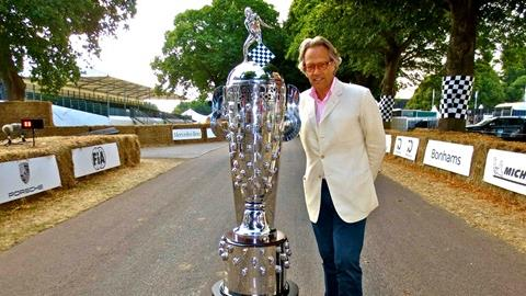 Borg Warner at Goodwood Festival