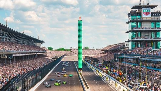 102nd Indianapolis 500