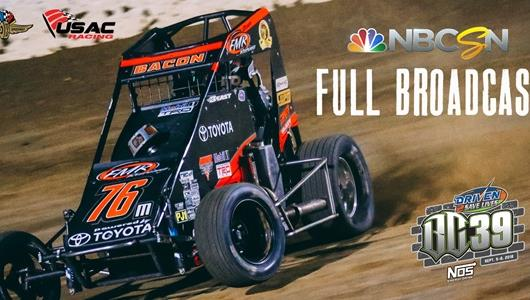 Driven2SaveLives BC39 Presented by NOS Energy Drink Full Broadcast